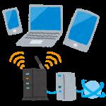 「Ipv6」と「Wi-Fi6」で快適インターネット!!